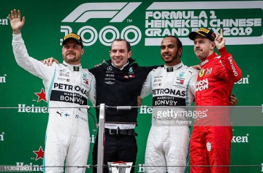 F1: FIA 'monitoring' Chinese Grand Prix amid coronavirus outbreak