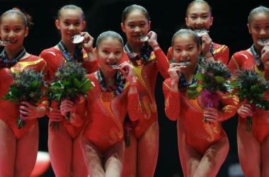 Rio 2016: China Women's Gymnastics Team preview