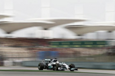 Hamilton stormed to his third successive race win with consummate ease