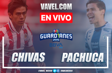 Resumen Completo: Chivas 0-0 Pachuca en Liga MX 2020