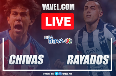 Goals and Highlights: Chivas Guadalajara 1-1 Rayados Monterrey in 2020 Liga MX
