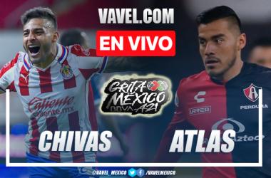 Goles y resumen del Chivas 0-1 Atlas en Liga MX 2021