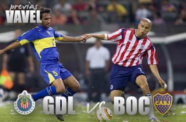 Previa Chivas - Boca Juniors: duelo de gigantes