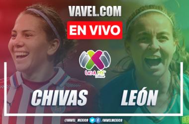 Goles y resumen: Chivas Femenil 5-1 León Femenil en Liga MX Guardianes 2021