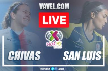 Goals and Highlights: Chivas Femenil 5-0 Atletico de San Luis Femenil in Liga MX Femenil 2021