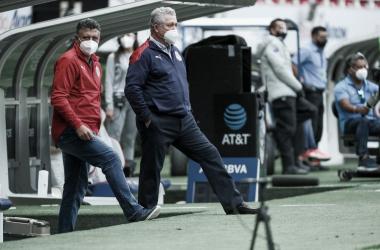 """Víctor Manuel Vucetich: """"El punto no es lo que quisiéramos"""""""