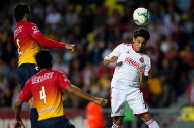 Jugadores que han vestido las camisetas de Chivas y Monarcas