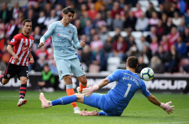 Premier League - Il Chelsea surclassa uno spento Southampton