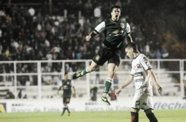 Gio volvió a la titularidad y respondió con dos goles. | Fuente: Súper Deportivo.