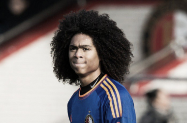 Tahith Chong is a previous youth signings from the Netherlands