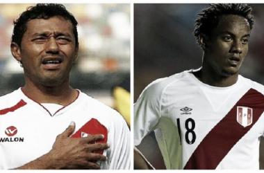 Carrillo es internacional con la Selección Peruana desde 2012. (FOTOMONTAJE: Luis Burranca - VAVEL)