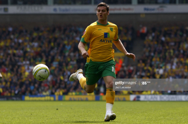 Chris Martin came off the Norwich bench to score the winning goal against Leeds in the 89th minute (Photo: Getty Images)