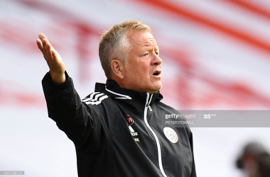 """Sheffield United have """"overachieved"""" this season, says manager Chris Wilder"""