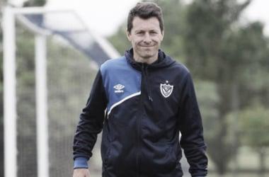 Christian Bassedas, entrenador velezano | Foto: Dale Fortín