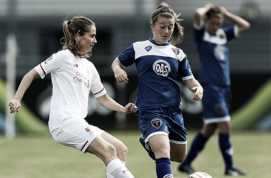Christie Murray playing for Bristol Academy. (Photo: Doncaster Belles)