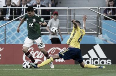 México - Suecia: Puntuaciones de México, fase de grupos, Mundial Rusia 2018