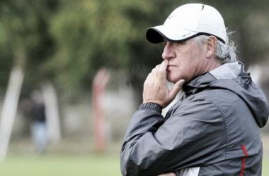Héctor Rivoira: ''Somos un equipo humilde''
