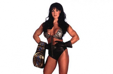 WWE: Degeneration-X Member Chyna Was Briefly Booked To Become World Champion