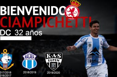 Flavio es nuevo futbolista de la Cultural Leonesa. CDLSkills