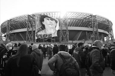 La Real, primer visitante en el estadio Diego Armando Maradona