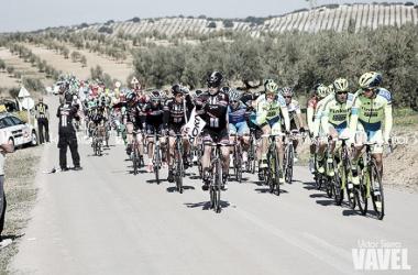 Tercera etapa Volta Catalunya: Daniel Martin y su hachazo dejan fuera de juego a Contador