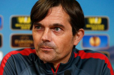 """Philip Cocu: """"Tenemos un buen plan para ganar al Zenit"""""""