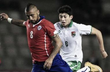 Risultato Cile - Bolivia, partita di Copa America 2015 (5-0)
