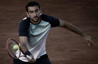 Marin Cilic venceu Alexander Bublik no Masters 1000 de Roma 2021 (ATP / Divulgação)