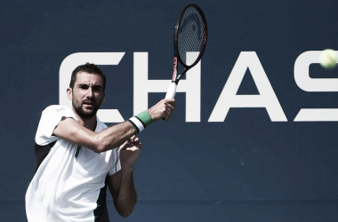 Cilic y Nishikori se metieron en la tercera ronda del US Open. Foto: Web