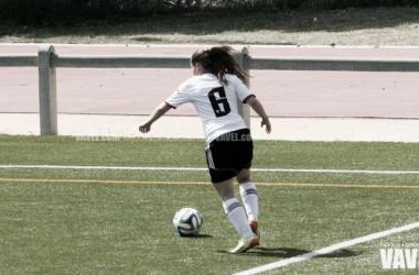 Cintia Montagut, titular en el estreno de la Sub-17 en Islandia