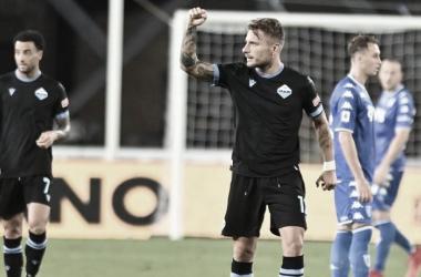 Em primeiro tempo maluco, Lazio vence Empoli fora de casa na estreia de Sarri