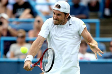 Tommy Haas at the 2012 Citi Open. Zambia
