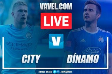 Gols e melhores momentos Manchester City 2x0 Dinamo Zagreb pela Champions League