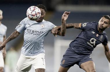 Porto surpreende no começo, mas Manchester City vence de virada