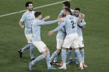 Los Citizens continúan invictos en la actual edición de la Champions League. Foto: UEFA