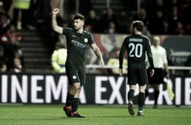 Resumen Cardiff City 0-2 Manchester City en FA Cup 2018