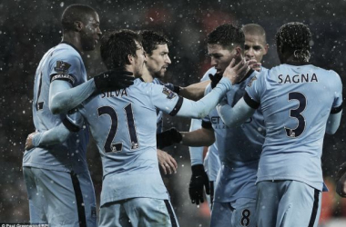 Manchester City - West Brom: Citzens look to bounce back from Burnley defeat