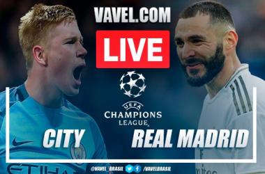Gols e melhores momentos para Manchester City 2x1 Real Madrid pela Champions League 2019-20