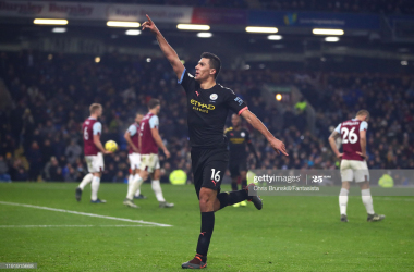 Manchester City vs Burnley Preview