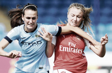 Manchester City Women - Arsenal Ladies: Gunners out for revenge on City's new home league opener