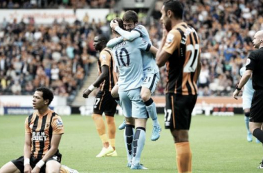 Preview - Manchester City - Hull City: Hosts looking for much-needed victory