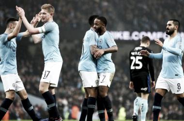 Divulgação/ Manchester City