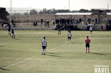 Resultadosde las categorías inferiores del Real Zaragoza | Foto: Claudia Moreno (VAVEL)