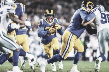 MVP Rams - Cowboys: El resurgimiento de CJ Anderson