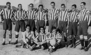 El 23 de enero de 1921 el Atlético de Madrid levantó su primer título. / Twitter: Atletico de Madrid oficial