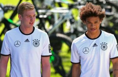 Germania - Perché Brandt al posto di Sané   Twitter Bundesliga English