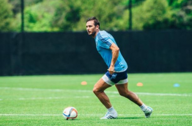 Frank Lampard's NYCFC Debut Delayed Due To Calf Strain