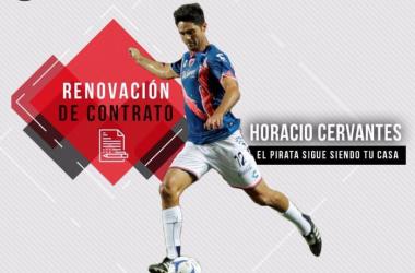 Veracruz renueva préstamo de Horacio Cervantes