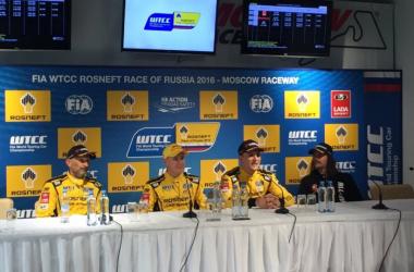 WTCC, in Russia domina la LADA