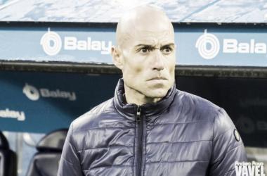 """César Láinez: """"El equipo ha tenido una actitud elogiable"""""""